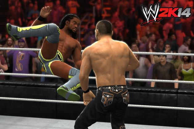 WWE 2K14 Ratings: Most-Effective High Flyers in the Game