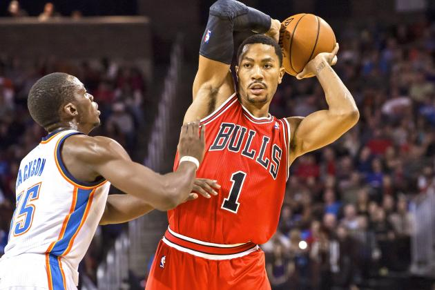 Derrick Rose Says Sitting Out Last Season Was 'Smartest Decision I've Ever Made'