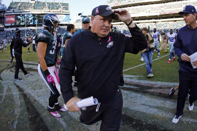 How Chip Kelly's Offensive System Has Come Unglued