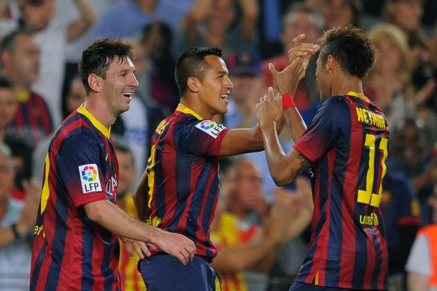Celta Vigo vs. Barcelona: Date, Time, Live Stream, TV Info and Preview