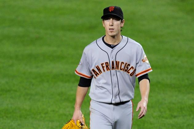 Lincecum Thought About Joining the Mariners