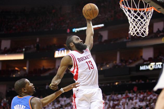 Breaking Down How James Harden Has Become an Elite Scorer