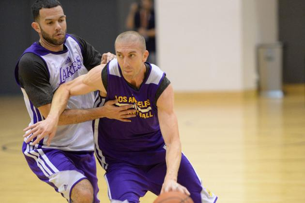 Are Jordan Farmar, Steve Blake Enough for Lakers to Cover for Aging Steve Nash?