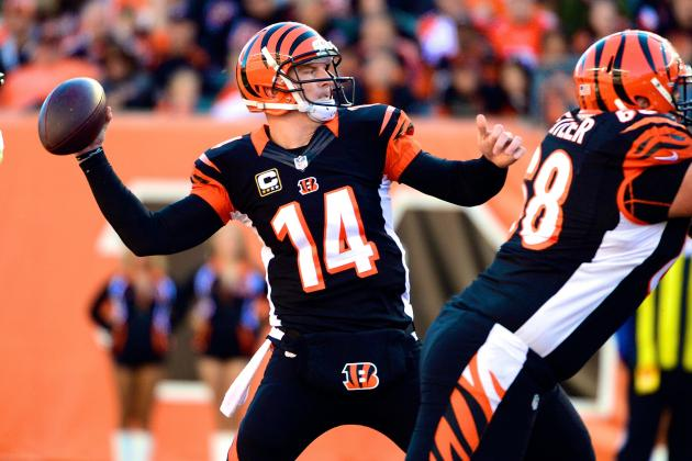 How Andy Dalton Made His Biggest NFL Statement