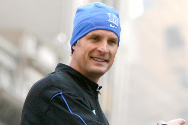 Interview with Duke Basketball Legend Christian Laettner