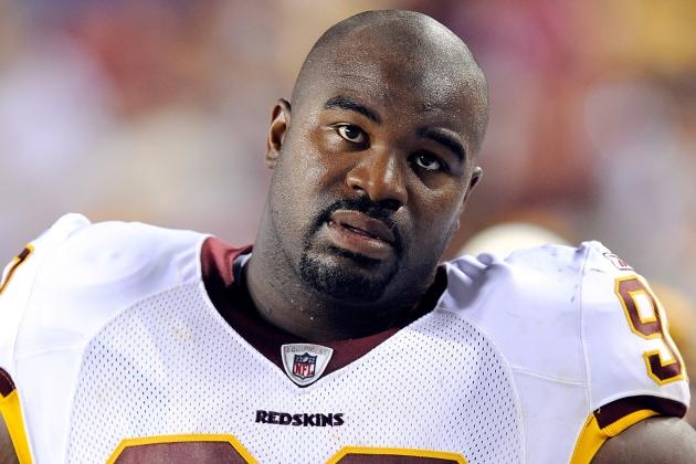 Chris Cooley Calls out Albert Haynesworth over Redskins Contract
