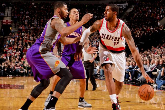 Portland Trail Blazers vs. Phoenix Suns: Preview and Prediction
