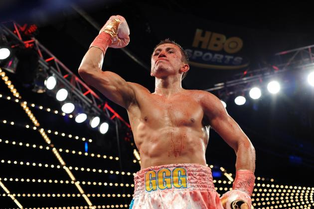 Why There's No Stopping Gennady Golovkin