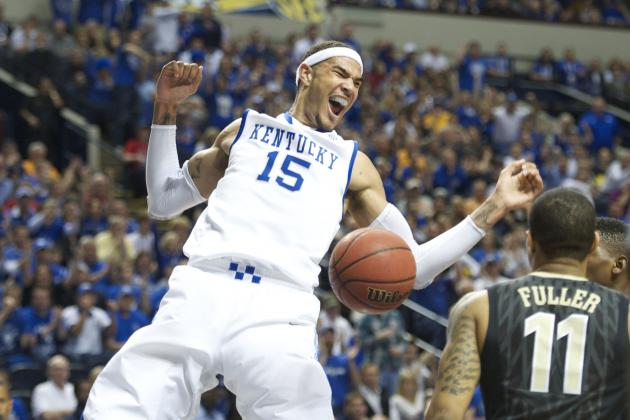 "Randle, Young and Cauley-Stein Make CBT's ""College Basketball Dream Team"""