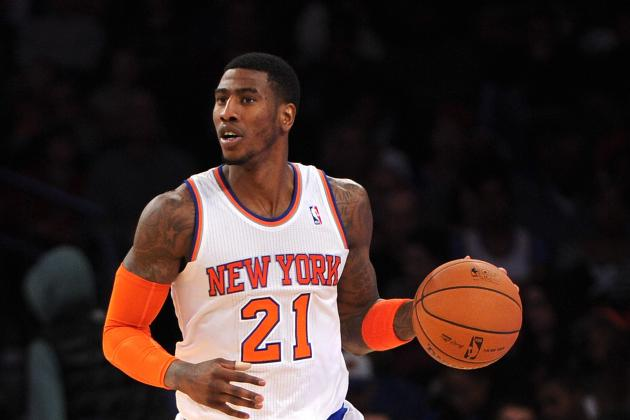 New York Knicks Exercise Iman Shumpert's Fourth-Year Contract Option