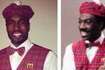 Serge Ibaka's 'Coming to America' Costume Is Amazing