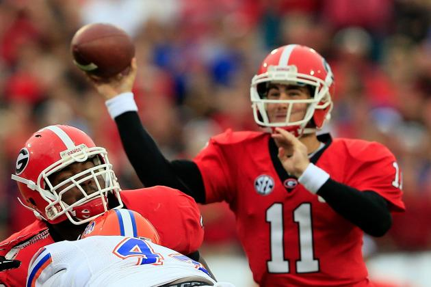 2013 Edition of Georgia vs. Florida Is Aaron Murray's Legacy Game