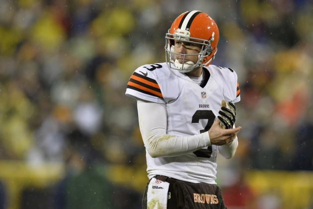 Browns Chose Weeden for Opener Because