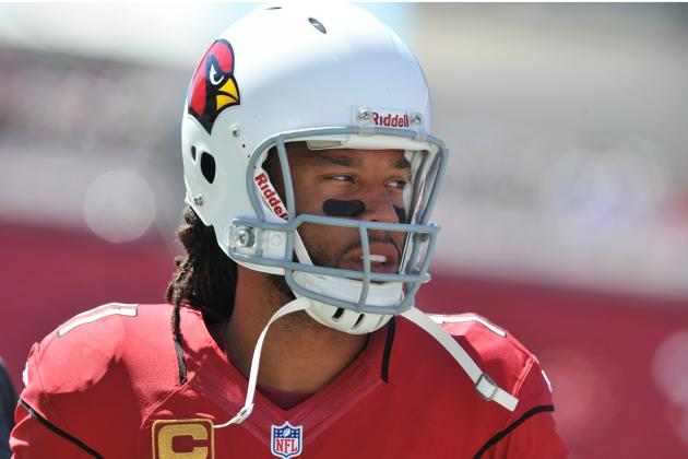 Cardinals Have No Business Trading Larry Fitzgerald at Trade Deadline