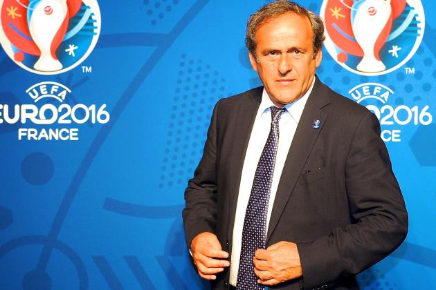Platini's 40-Team World Cup Is Coming, and It's Not Something to Fear