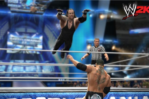 Latest News and Rumors Surrounding WWE 2K14 for Oct. 28