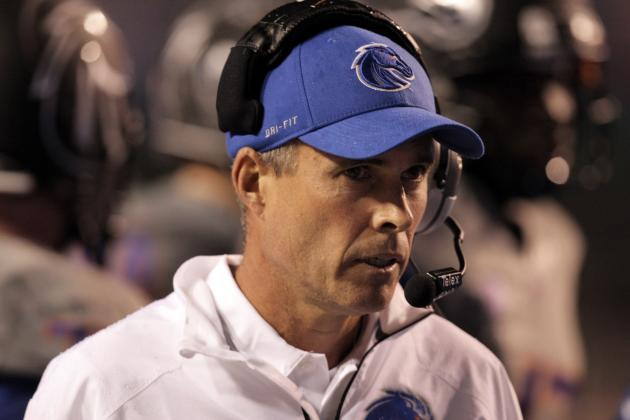 Is It Time for a New Challenge for Boise State Head Coach Chris Petersen?