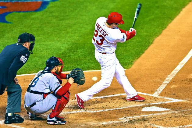 5 World Series Stars Who Need to Step Up Before It's Too Late
