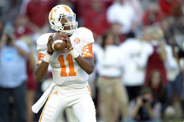 Tennessee Football: Why Josh Dobbs Needs to Start Against Missouri