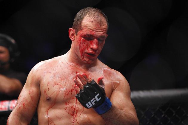 Chael Sonnen: 'That Fight Knocked Years off Junior Dos Santos' Life and Career'