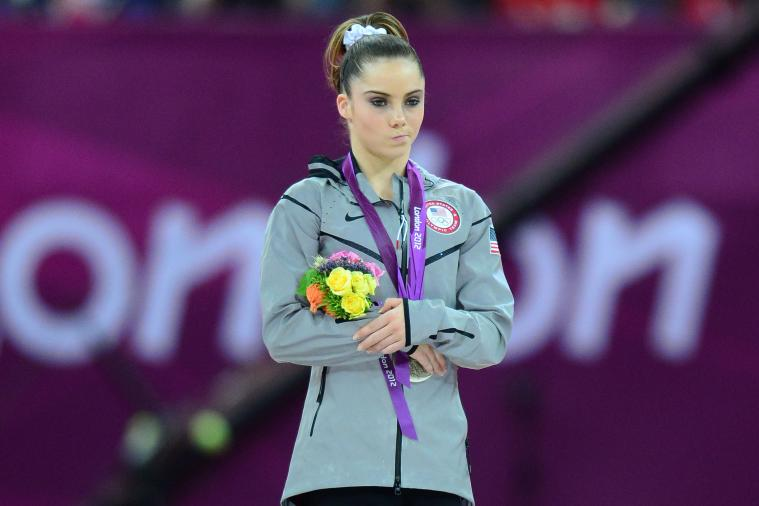 McKayla Maroney's 'Not Impressed' Face Started at a Young Age