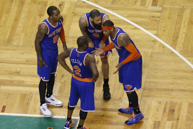 Is Carmelo Anthony's Supporting Cast Enough for Knicks to Surpass Expectations?