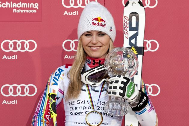 Vonn: 'Wise' Decision to Skip Race Last Weekend