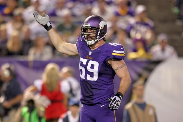 NFL Trade Rumors: Latest Buzz on Jared Allen, Josh Gordon and More
