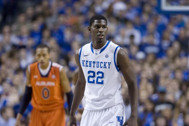 Kentucky Basketball: Should Alex Poythress Start in 2013-14 Season?