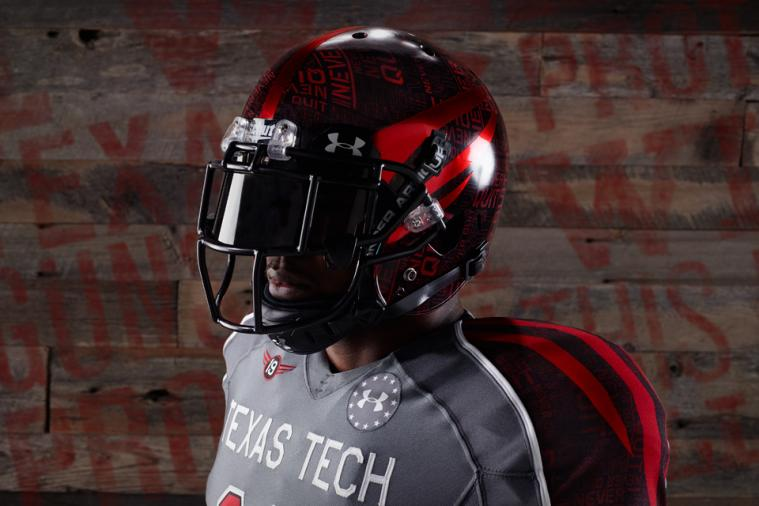 Texas Tech Unveils 'Lone Survivor' Uniforms for Game Against Kansas State