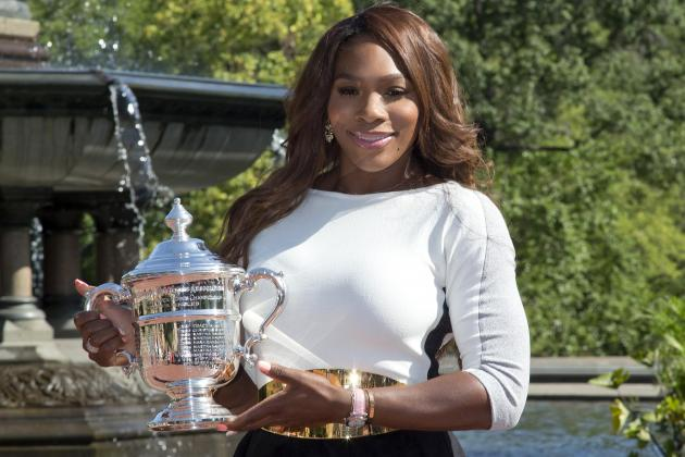 Serena Williams Wraps Up Her Best Season Ever, and She's Only Getting Better