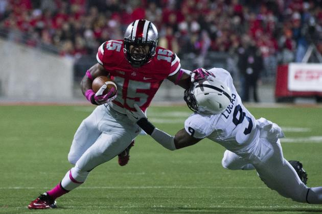 Penn State Football: John Butler Not to Blame for Braxton Miller's Dominance