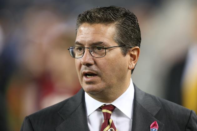 Snyder Scheduled to Meet with Goodell This Week About Redskins Name