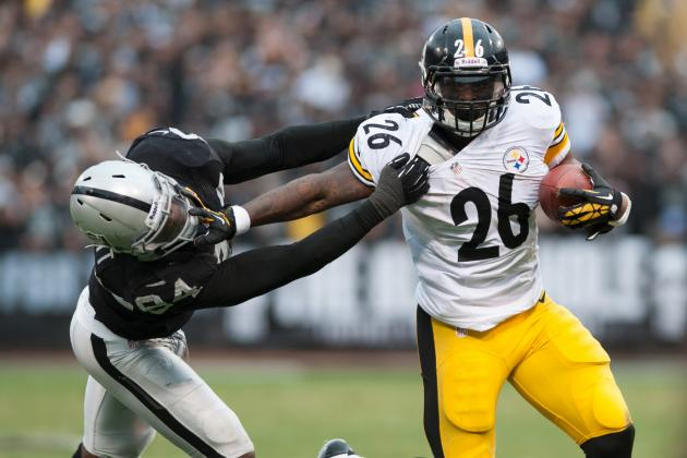 Why Le'Veon Bell Is Running Back of the Future for the Pittsburgh Steelers