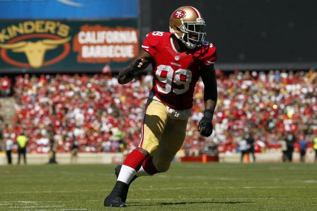 San Francisco 49ers: Should Aldon Smith Return After the Bye Week?