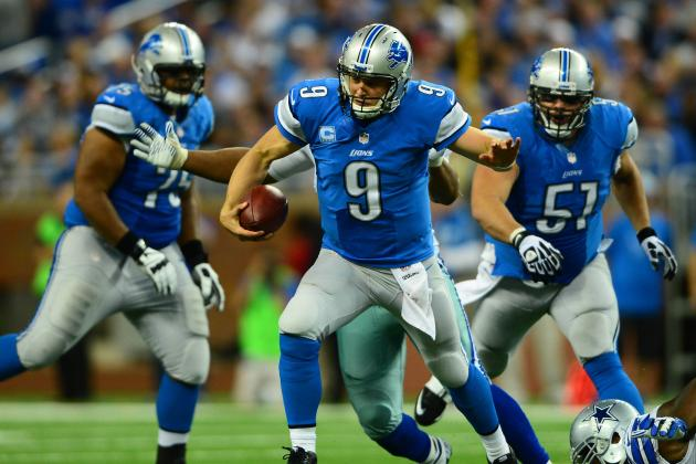 Detroit Lions: What You Need to Know Heading into Week 9