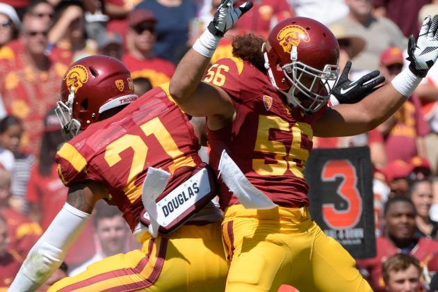Cravens, Graf Among 7 Listed as Questionable vs. OSU