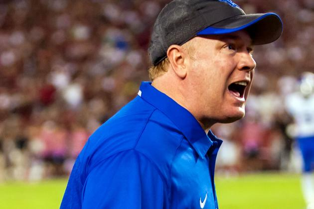 "Mark Stoops on Offsides Call: ""It Will Haunt Me for the Rest of My Life"""