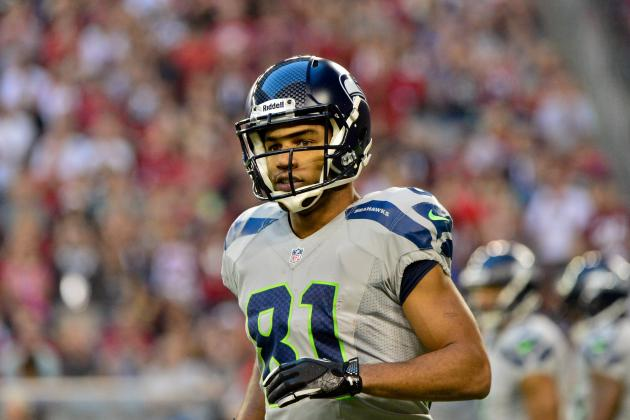 Golden Tate and Doug Baldwin's Updated Fantasy Value After Sidney Rice Injury