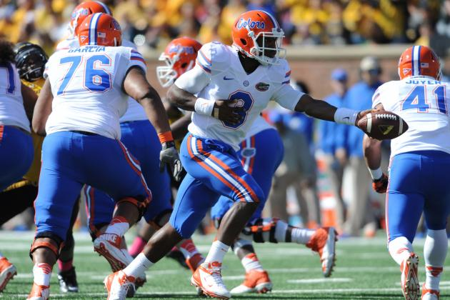 Florida Football: Can South Carolina's Upset of Missouri Ignite Late-Season Run?