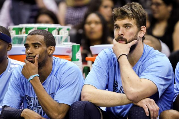 Memphis Grizzlies Players Who Could Be Losing Playing Time in 2013-14