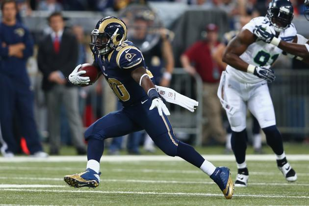 Seahawks vs. Rams: Live Game Grades and Analysis for St. Louis