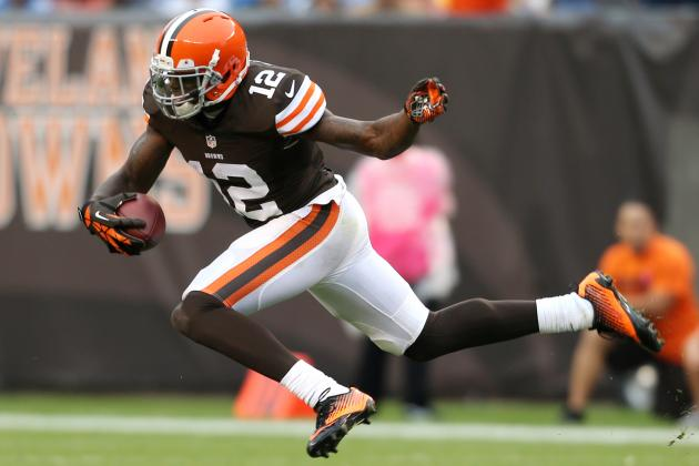 How Much Is Josh Gordon Worth to the Cleveland Browns?