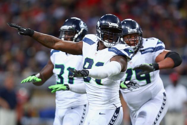 Seahawks 14, Rams 9