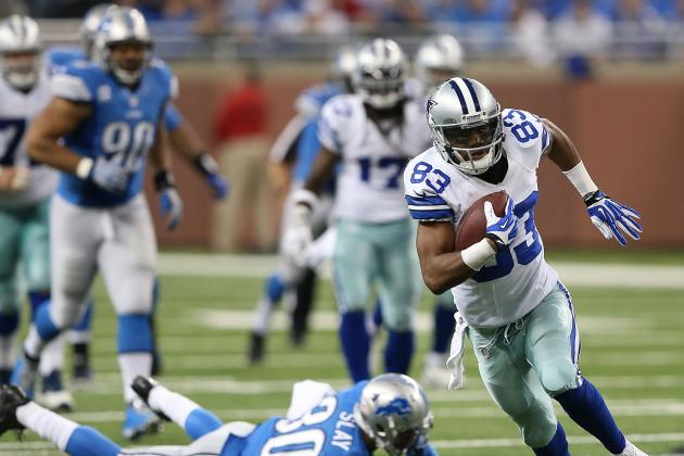 Why Terrance Williams Is the Next Big Thing for Dallas Cowboys' Passing Game