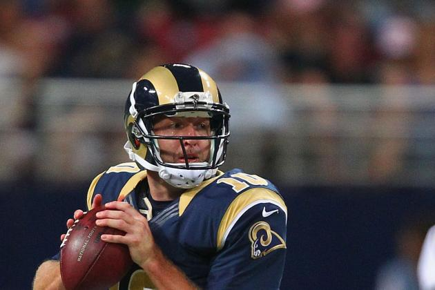 What We Learned Monday: Quarterback Play Dooms Otherwise Stout Rams
