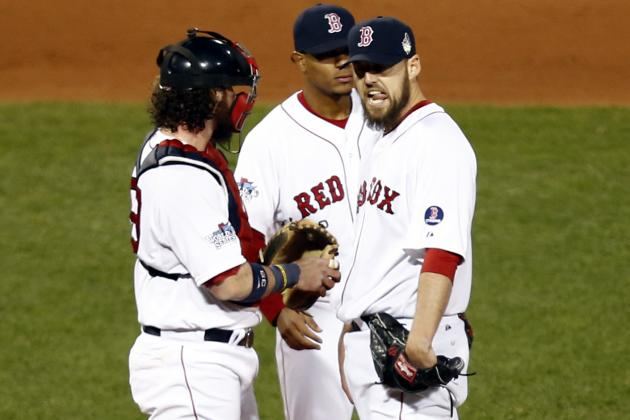 World Series 2013: What Red Sox Must Do in Game 6 to Clinch Championship