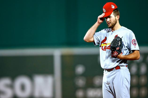 Can Rookie Phenom Michael Wacha Save Cardinals from World Series Elimination?