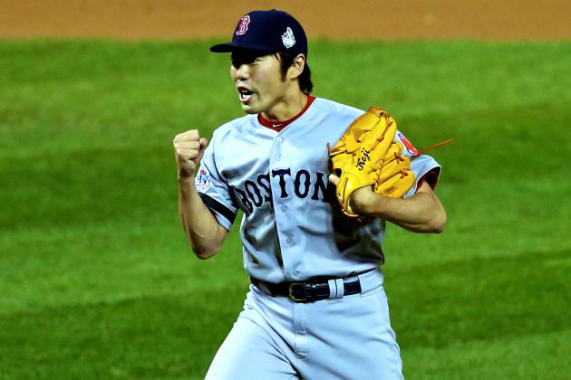 Is Koji Uehara the Red Sox's Version of Mariano Rivera?