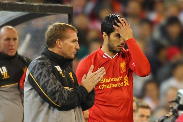 Brendan Rodgers' Liverpool Legacy Depends on Luis Suarez's Future at Anfield